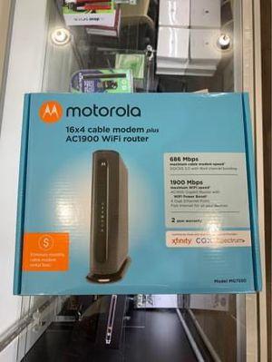 Motorola AC1900 WiFi Router for Sale in Elizabeth, NJ