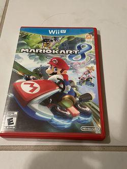 Mario Kart On Nintendo Wii U Game for Sale in Chula Vista,  CA