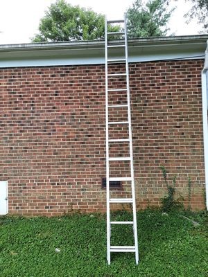 Werner 28ft ladder for Sale in High Point, NC