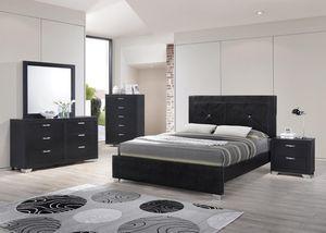 New 4pc. Queen Bedroom Set for Sale in Austin, TX