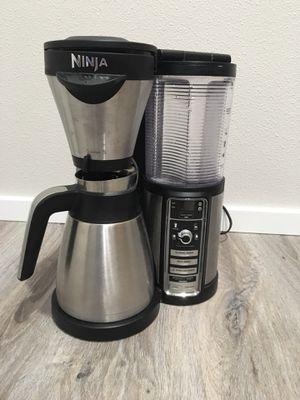 Ninja coffee maker for Sale in Tacoma, WA