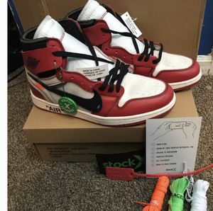 Off white Chicago size 9 DS for Sale in San Marcos, CA