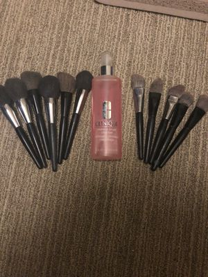Makeup brushes and cleaner for Sale in Seattle, WA