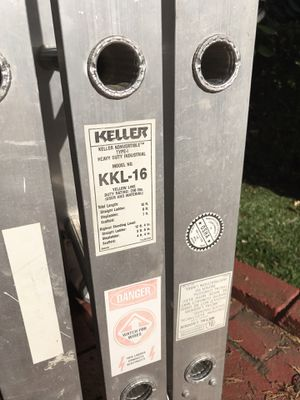 Keller KKL-16 Multi-Position Ladder for Sale in San Francisco, CA
