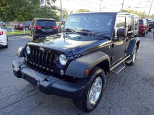2016 Jeep Wrangler Unlimited for Sale in Islip, NY