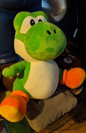 Yoshi plushie | Giant Sized for Sale in Peoria, AZ