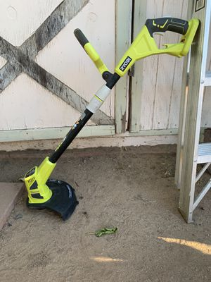 Weed eater electric and battery for Sale in Phoenix, AZ