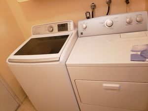Samsung Washer and/or Kenmore dryer, LIKE NEW just over 2 yrs old for Sale in La Mesa, CA