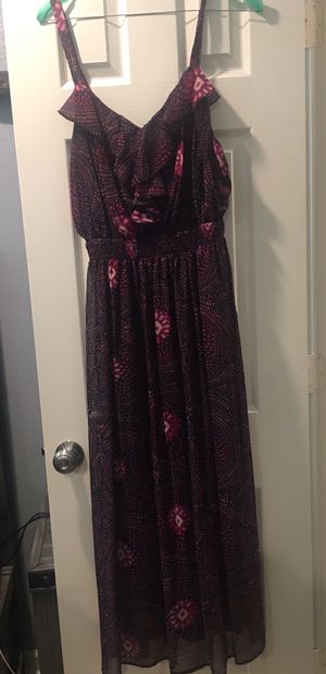 Navy/ purple dress for Sale in Dickinson, TX