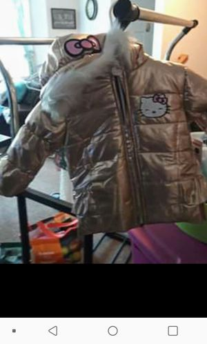 Baby hello kitty ccoat for Sale in Worcester, MA