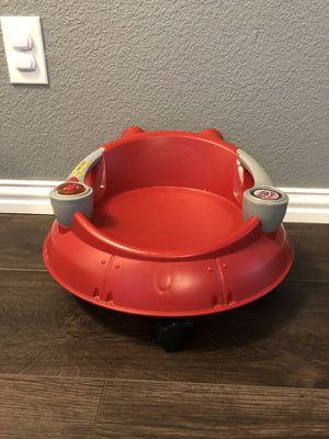 Radio Flyer flying saucer lights up makes noises for Sale in Forney, TX