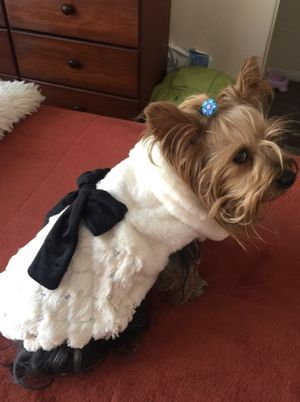 Gorgeous pet coat (Shipping Only) for Sale in San Leandro, CA