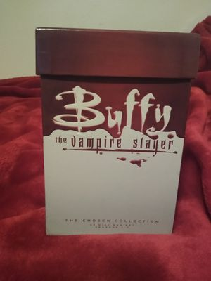 Buffy the vampire Slayer the chosen collection for Sale in Hermiston, OR