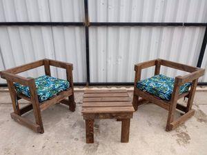 Patio Furniture/Sala De Patio for Sale in Dallas, TX