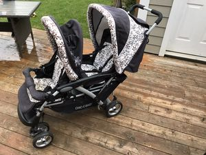 Double Stroller Chic4Baby for Sale in Arlington Heights, IL