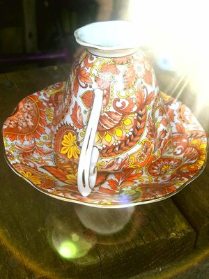 Vintage Rare Royal Standard Tea Cup and Saucer for Sale in Fairfax, VA