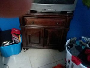 Stand 1 Drawer open door for Sale in Bartow, FL