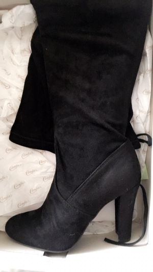 Over the Knee Boots Sz 7 for Sale in Fresno, CA