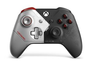 Microsoft Xbox One Wireless Controller, Cyberpunk 2077 Limited Edition, WL3-00141 for Sale in Dearborn Heights, MI