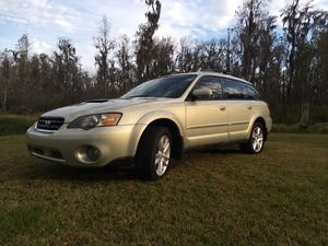 2007 Subaru outback XT limited turbo for Sale in Lutz, FL