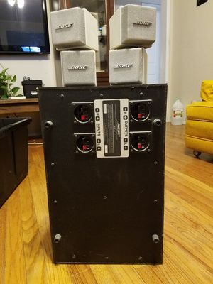 Bose sound system for Sale in Bakersfield, CA