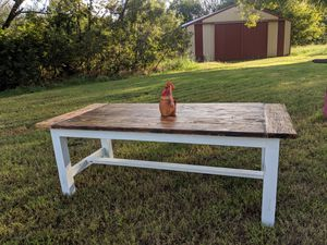 Rustic Farmhouse Table for Sale in Wichita, KS