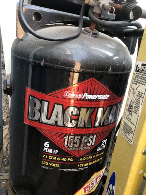 Coleman air compressor for Sale in Long Beach, CA