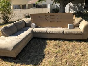 Free couch for Sale in Vacaville, CA