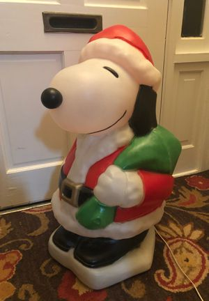 Snoopy bow mold for Sale in Crofton, MD