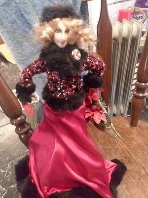 Decorative doll for Sale in Meridian, MS