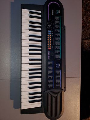 Ctk-80 casio for Sale in Moseley, VA