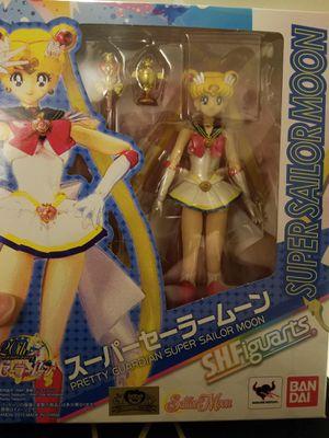 Super Sailor Moon SH Figuarts figure for Sale in Miami, FL