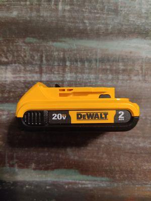 DCB203 DeWalt 2.0ah battery for Sale in McGaheysville, VA
