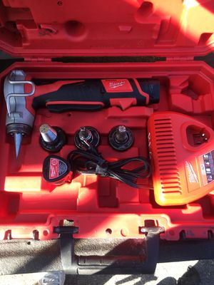 Milwaukee propex expander tool for Sale in San Jose, CA