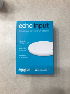 Echo Input for Sale in Unionville, TN