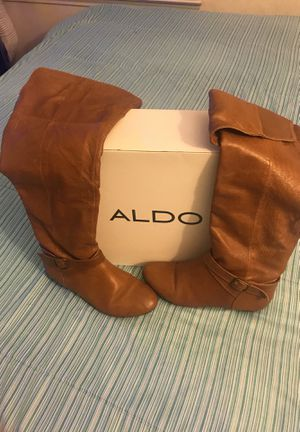 Aldo boots size7 for Sale in Del Valle, TX