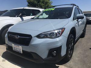 2018 Subaru Crosstrek Premium for Sale in Sanger, CA