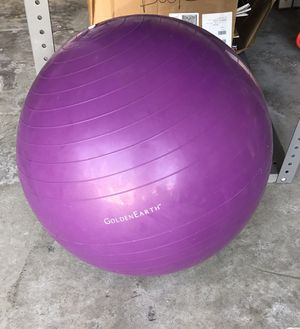 Exercise Yoga Ball for Sale in Chula Vista, CA