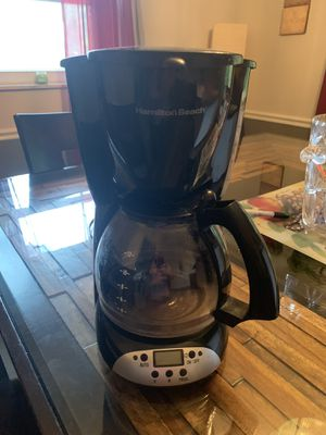 Hamilton Beach Coffee Maker for Sale in Brentwood, PA