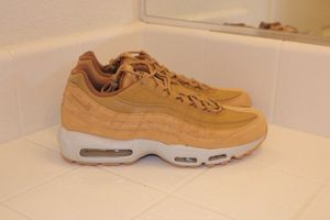 New Nike Air Max 95 Wheat Size 13 Mens for Sale in Cupertino, CA