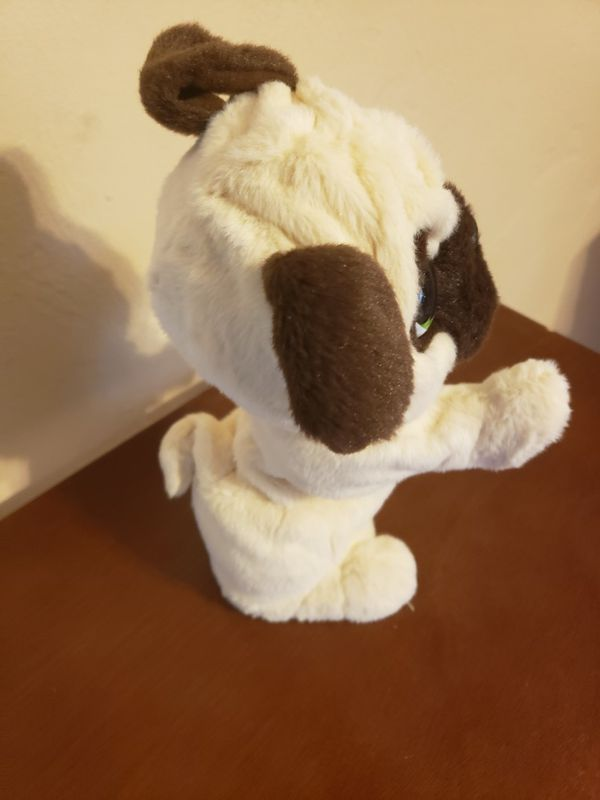 Fur Real Friends - Fur Real Friends Furreal Friends Jj My Jumping Pug Pet Toy