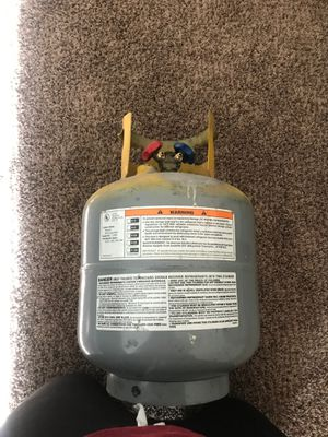 Robinair 50 lb R12 recovery tank for Sale in Beech Grove, IN