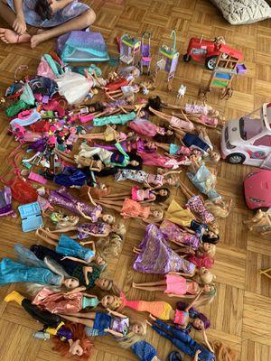 Barbie bundle for Sale in Los Angeles, CA