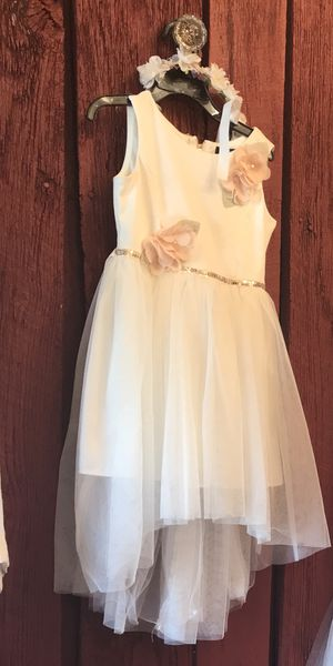 4T flower girl dress for Sale in Hendersonville, TN