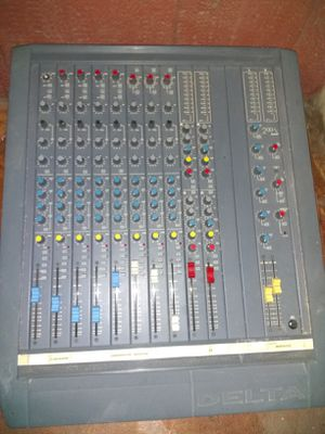 Soundcraft delta for Sale in South Salt Lake, UT