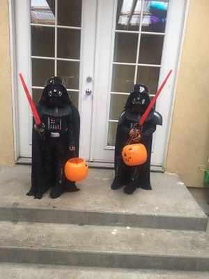 Star Wars Deluxe Darth Vader Halloween Child Sz Small 4-6 for Sale in Norwalk, CA