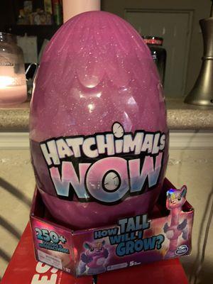Hatchimal WOW! for Sale in St. Petersburg, FL