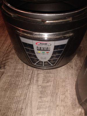 Krug coffee maker, pressure cooker, roaster for Sale in Las Vegas, NV