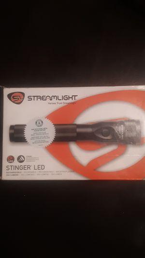Streamlight stinger led brand new never used for Sale in Pompano Beach, FL