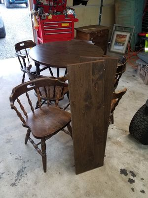 Table & chair set for Sale in Kunkletown, PA
